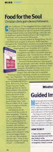 Weigh Down in Self Magazine June 1998